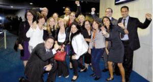 Sisejufe teve atuação decisiva na aprovação do último PCS da categoria, no Congresso Nacional